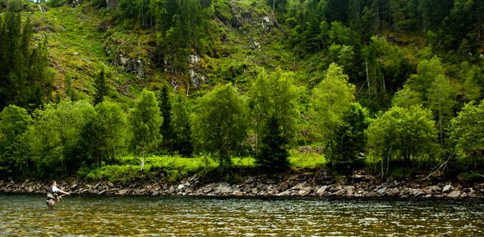 Fishing Langøy
